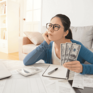 Expenses in a divorce